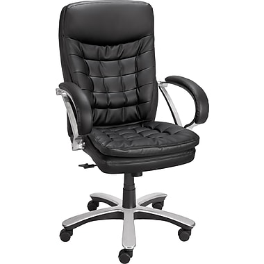 Staples Earlswood Big and Tall Office Chair, Black