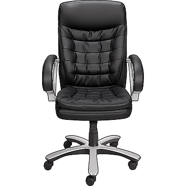 Staples® Earlswood Big & Tall Chair, Black