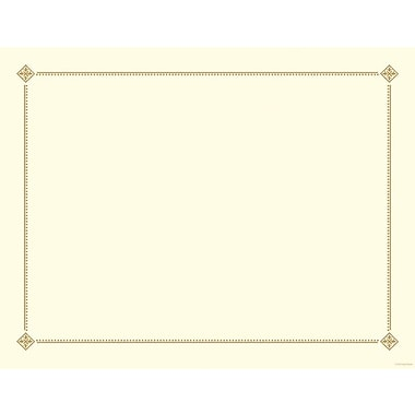 Great Papers® Corner Tiles Foil Certificate
