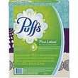 Puffs® Plus Lotion Facial Tissues, 2-Ply, 116 Sheets/Box