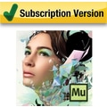Adobe Muse [3 Month Subscription Card]