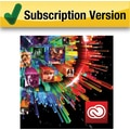 Adobe Creative Cloud [1 Year Student & Teacher Subscription]
