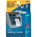 Avery® 4150 Label Printer Labels, 1-1/8in. x 3-1/2in., 260 Labels