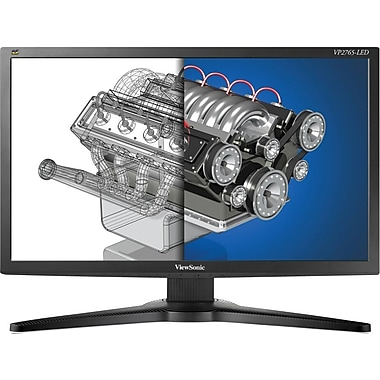Viewsonic® VP2765-LED 27in. Widescreen LED Monitor