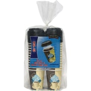 SOLO® Tuscan Cafe™ Duo Shield® Insulated Paper Hot Cups and Lids, 12 oz., 52/Pack