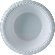 SOLO® Plastic Party Bowls, 12 oz., White, 500/Case