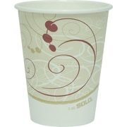 SOLO® Symphony® Paper Hot Cups, 8 oz., 1,000/Case