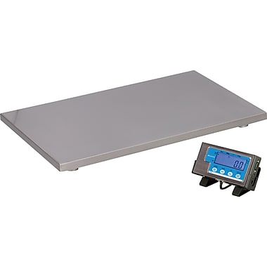 Brecknell 500-lb. Floor Scale, 22in. x 22in.