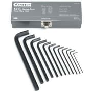 Allen® Tools 13 Pieces Long Arm Hex Key Set, Alloy Steel, 1/16 - 1/2""