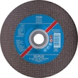 PFERD 4 1/2 in (OD) x 0.045 in (T) 27 Depressed Center AO Cut-Off Wheel, 46 (Medium), 7/8 in Arbor
