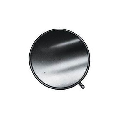 Ullman Round Refill Replacement Mirror Head Assemblies, 3 1/4-inch Diameter