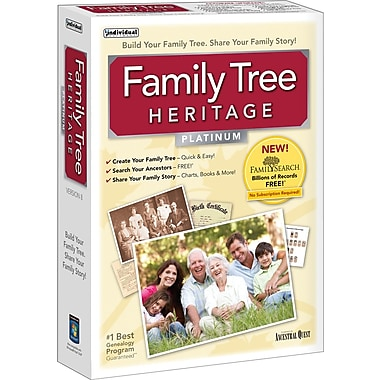Family Tree Heritage Platinum [Boxed]