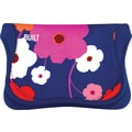 Built NY Neoprene 7-8in. E-reader/Tablet Envelope, Lush Flower / Magenta