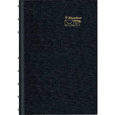 Blueline® NotePro Telephone/Address Book, 8