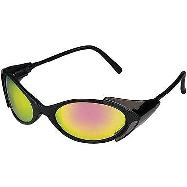 Jackson Nomads ANSI Z87.1 Safety Glasses, Silver Mirror