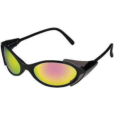 Jackson Nomads ANSI Z87.1 Safety Glasses, Metallic Blue