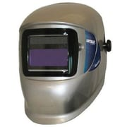 Element™ Series W40 Welding Helmet, 42 mm (W) x 96 mm (L) Window, #9 - 13 Shade, Silver