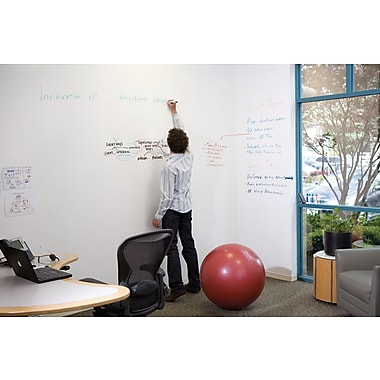 IdeaPaint™ CREATE Dry-Erase Paint, 50 Square Foot Kit, White