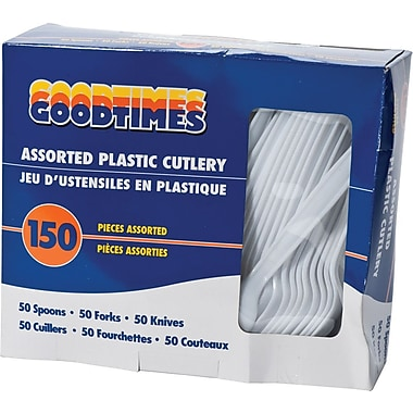 Goodtimes Cutlery Party Pack, 150-Pack