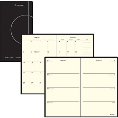 "2014 AT-A-GLANCE® Monthly Planner,  7 1/2"" x 10"""