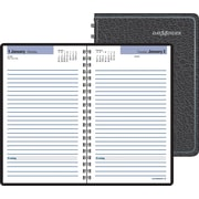 "2014 DayMinder® Daily Appointment Book, 4 7/8"" x 8"", Open Scheduling"