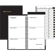 "2014 AT-A-GLANCE® Weekly Planner, 3 1/4"" x 6 1/4"""