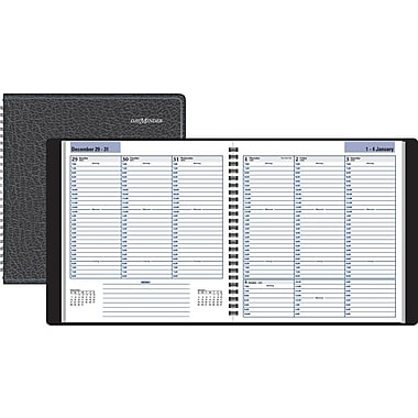 "2014 DayMinder® Weekly Appointment Book, 8"" x 8 1/2"""