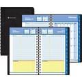 "2014 AT-A-GLANCE® QuickNotes® Daily/Monthly Appointment Book, 4 7/8"" x 8"""