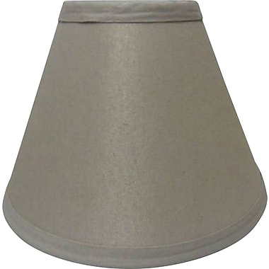 Fangio 12in. Linen Empire Energy Lamp Shade, Cream