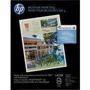 HP® - Papier laser couleur pour dépliants, 8 1/2 po x 11 po, lustré