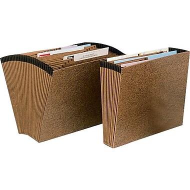 Pendaflex® Expanding File, Letter Size, 1- 31, Red Fibre, Open