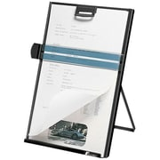 Fellowes® Black Steel Up To 200 Sheets Of Letter Easel Copy Holder