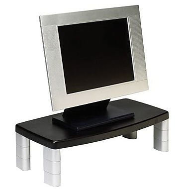 3M™ Up To 80 lbs. 21in. LCD Monitor Adjustable Stand