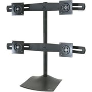 ERGOTRON® Up To 31 lbs. 24 LCD Monitor DS100 Quad Display Desk Stand