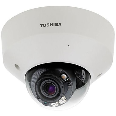TOSHIBA 1/2.7in. CMOS Indoor Miniature Dome Network Camera