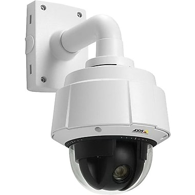 AXIS® Q6032-E 1/4 in CCD Outdoor Automatic Day/Night Series Q60 PTZ Dome Network Camera