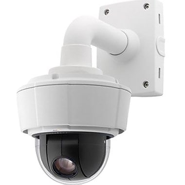 AXIS® P5532-E 1/4in. CCD Outdoor Automatic Day/Night Series P55 PTZ Dome Network Camera