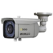 Q-SEE™ QD6501B 12 mm VF 1/3 CCD Network Camera