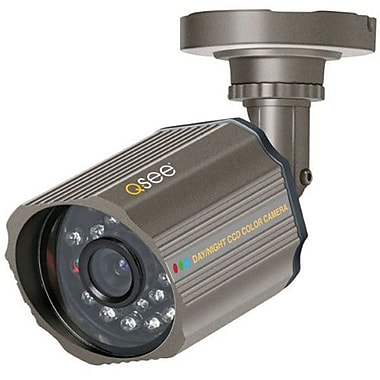 Q-SEE™ QSDS3612D 3.6 mm 1/4in. CCD Network Camera