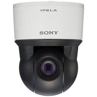 SONY® 1/4in. CCD Series E PTZ Network Camera