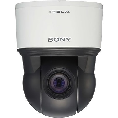 SONY® 1/2.8in. CMOS HD Series E PTZ Network Camera