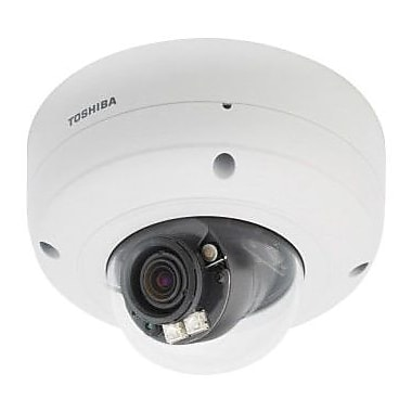 TOSHIBA 1/2.7in. CMOS HD Dome Network Camera