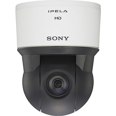 SONY® 1/4in. CMOS High Quality HD Series E PTZ Network Camera