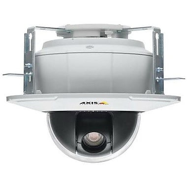 AXIS® P5512-E 1/4in. CCD Outdoor Automatic Day/Night Series P55 PTZ Dome Network Camera