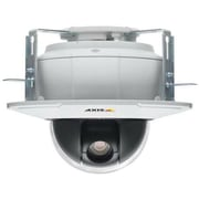 Axis Communications 0411-001 Wired PTZ Dome Network Camera, White