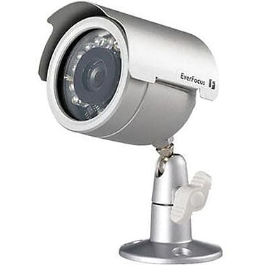 EverFocus® 1/3in. CCD Outdoor Miniature Bullet Network Camera