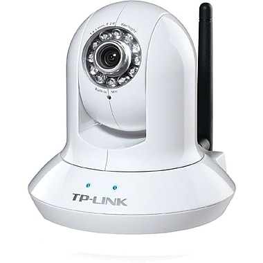 TP-LINK® 1/4in. CMOS Wireless Network Camera