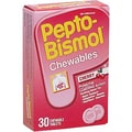 Pepto Bismol Chewable Tablets, 30/Tablets
