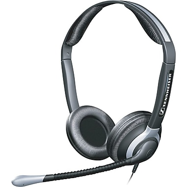 Sennheiser (CC550) Binaural Headset with extra-large ear caps
