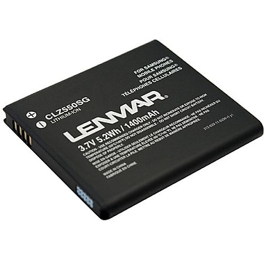 Lenmar Replacement Battery for Samsung Galaxy S 2 Cellular Phones